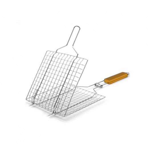Meat Barbeque Grilling Net (40x30 cm)