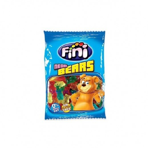 Fini Clear Bears Jelly 100 g