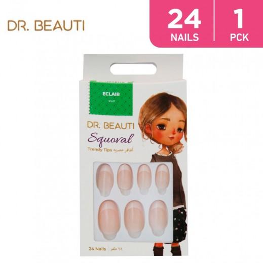 Dr.Beauti Squoral Eclair 24 Nails