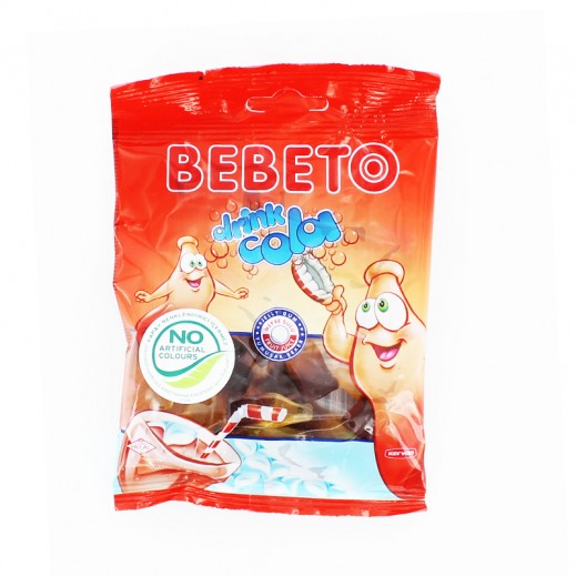Bebeto Drink Cola 80 g