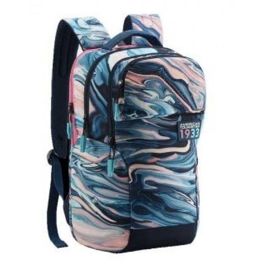 American Tourister Bella 01 Backpack Blue/Multi