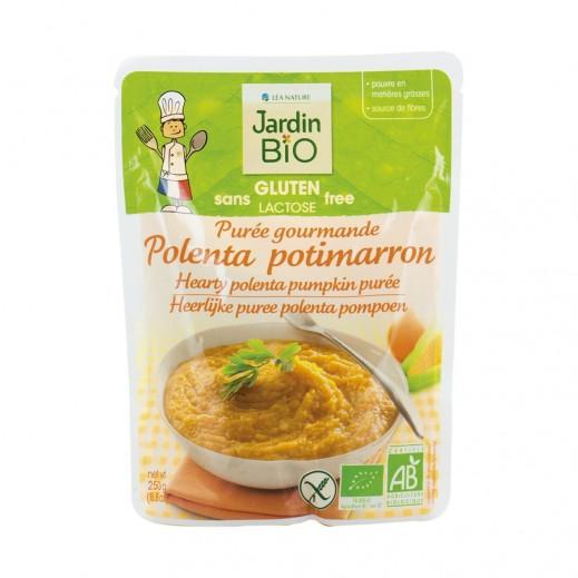 Buy Jardin Bio Jb Puree Polenta Potimarron Bio 250 G توصيل