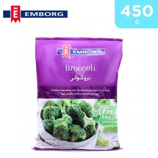 Emborg Frozen Broccoli Floret 450 g