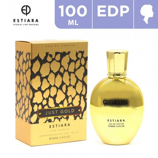 Estiara Just Gold For women EDP 100 ml