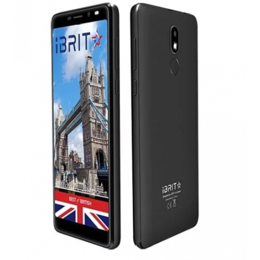iBRIT Z2 Lite 2 GB Smartphone – Black