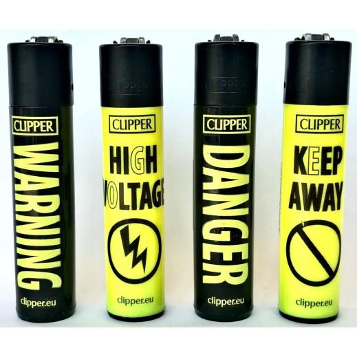 Clipper Lighter Black Edition (1 Piece)
