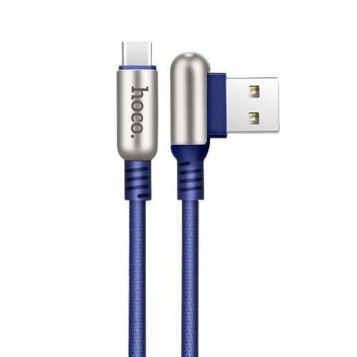 Hoco Type-C Cable 1.2M - Blue