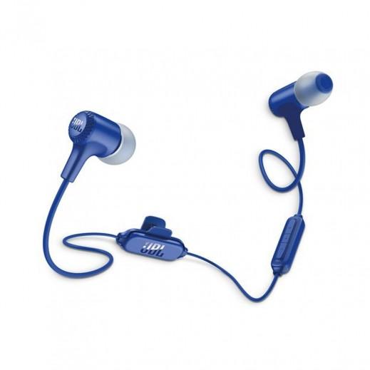 JBL In-Ear Wireless Earphones - Blue