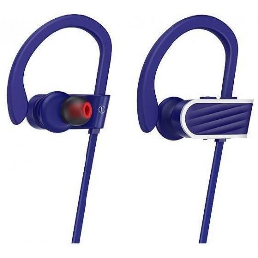 Hoco Wireless Sport Earphone - Blue