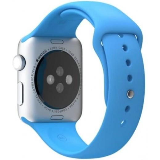 Coteetci Wrist Strap for Apple Watch 42mm - Blue