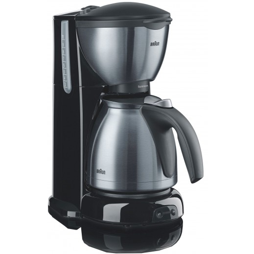 Braun Coffee Maker 10 Cups 1100W