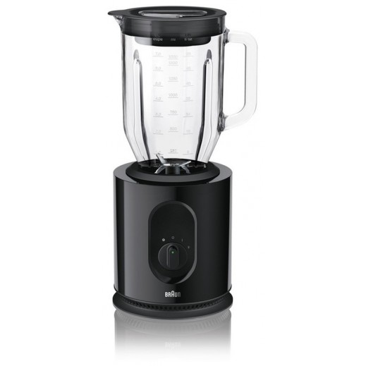 Braun Blender 1.6L 900W - Black  - delivered by Union Trading Company