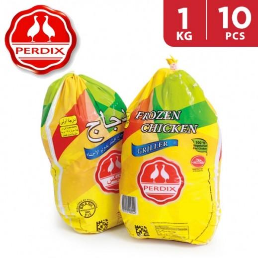 Perdix Whole Chicken Griller 10 x1 kg
