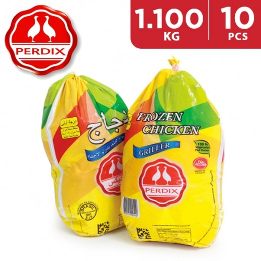 Perdix Whole Chicken Griller 10 x 1.100 kg