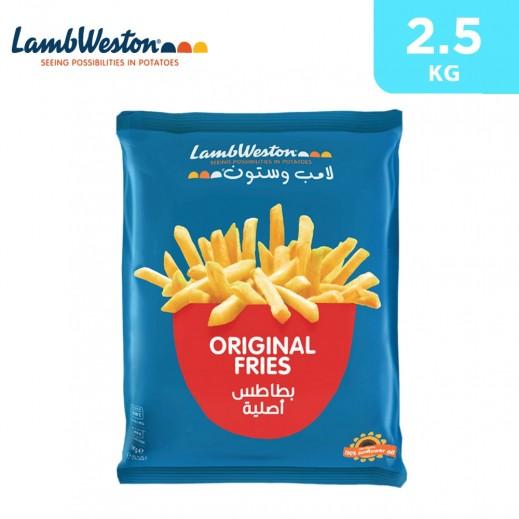 Lamb Weston Regular French Fries 2.5 kg
