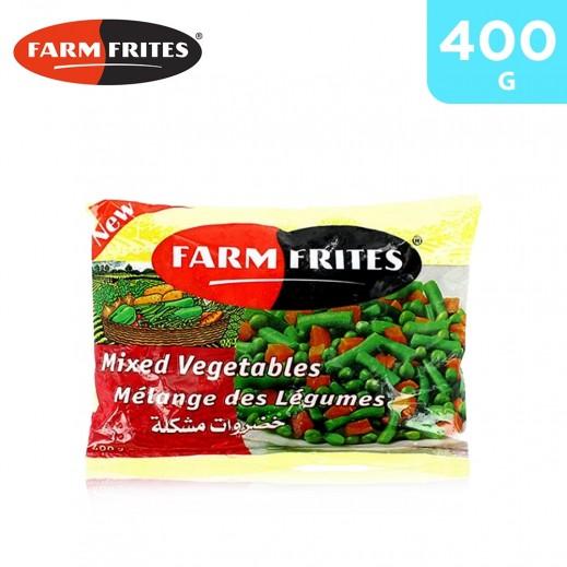 Farm Frites Frozen Mix Vegetable 400g
