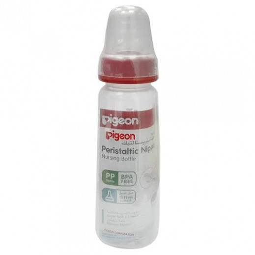 Pigeon Plastic Bottle SN 240ml Bpa Free