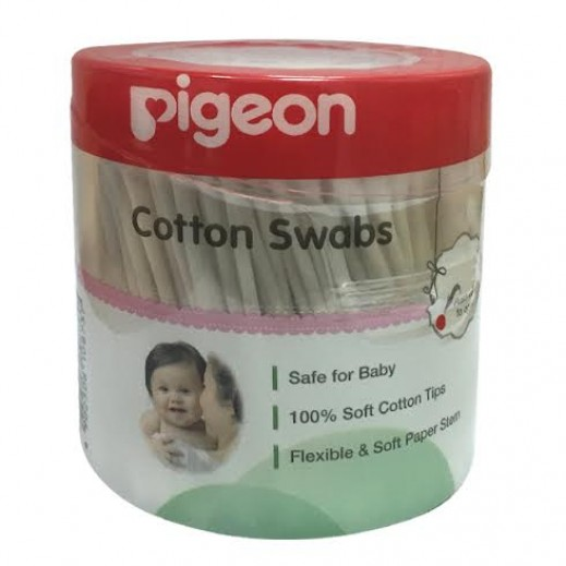 Pigeon Cotton Swabs 200 Pcs