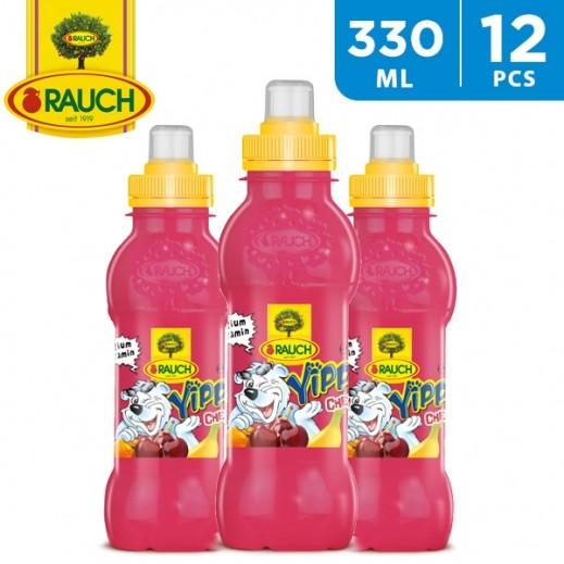 Rauch Yippy Cherry Juice 12 x 330 ml