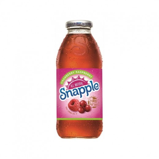 Snapple Cranberry Raspberry Juice 473 ml
