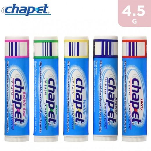 Chap-et Lip Balm Assorted Flavors 4.5 g