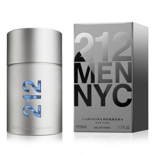 Carolina Herrera 212 Men NYC 50 ml EDT