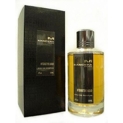 Mancera Black Intensitive Aoud For Him & Her 120 ml EDP