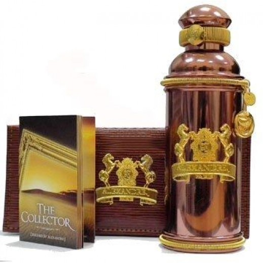 The Collector Morning Muscs By Alexandre J For Him & Her EDP 100ml