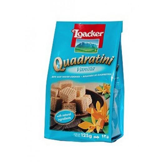 Loacker Quadratini Vanille 125 g