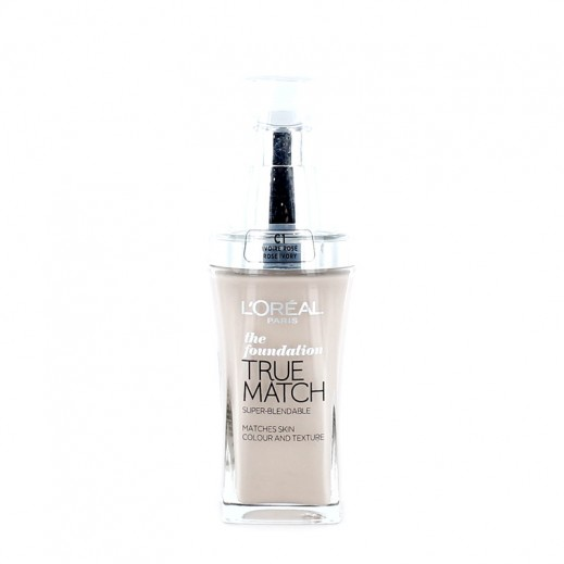 L'oreal True Match Liquid Foundation With Color Of  Rose Ivory C1