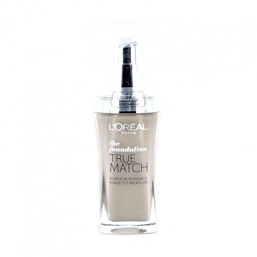 L'oreal True Match Liquid Foundation With Color Of  Aprct Ivory C2