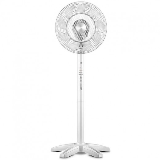 Orca Stand Fan 3 speed - White