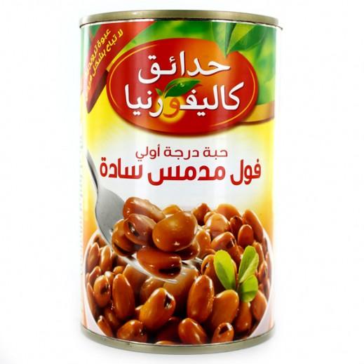 California Garden Medammes Premium Fava Beans 450 gms