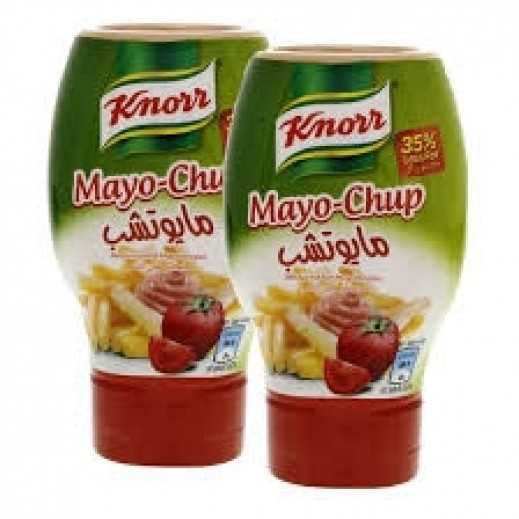 Knorr Mayo - Chup 295 ml (Offer Pack)