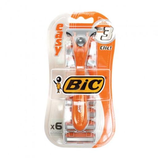 Bic Easy Triple Blade Mens Shaver