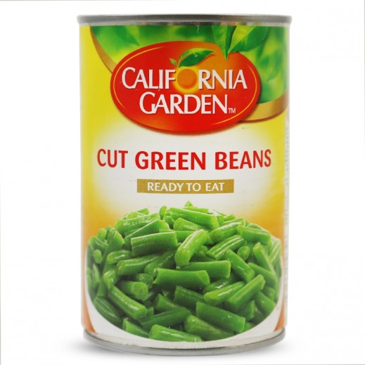 California Garden Cut Green Beans (411 g)