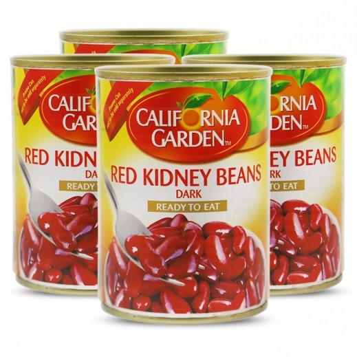 California Garden Red Kidney Beans 400 g (3+1 Free)