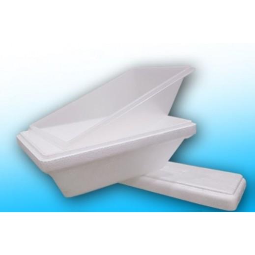 Kuwait Polymer Ice Cream Box 18 x 10.5 x 5.5 cm