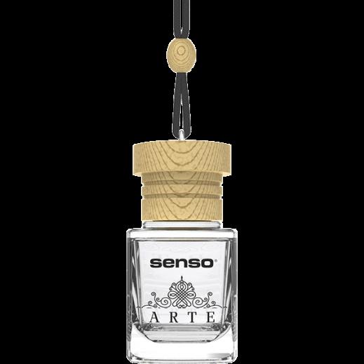 Dr. Marcus Senso Arte Car Freshener - Silver