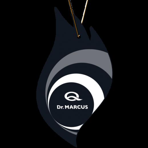 Dr. Marcus Car Freshener Sonic - Black
