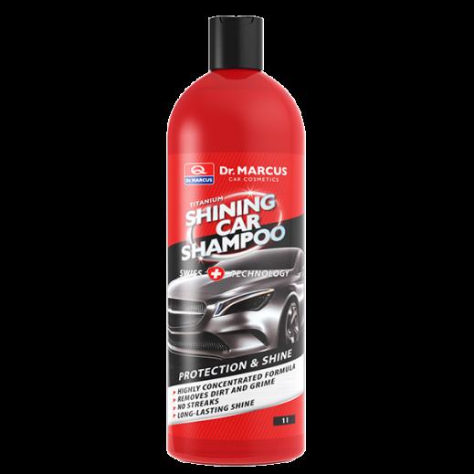 Dr. Marcus Titanium Car Shampoo