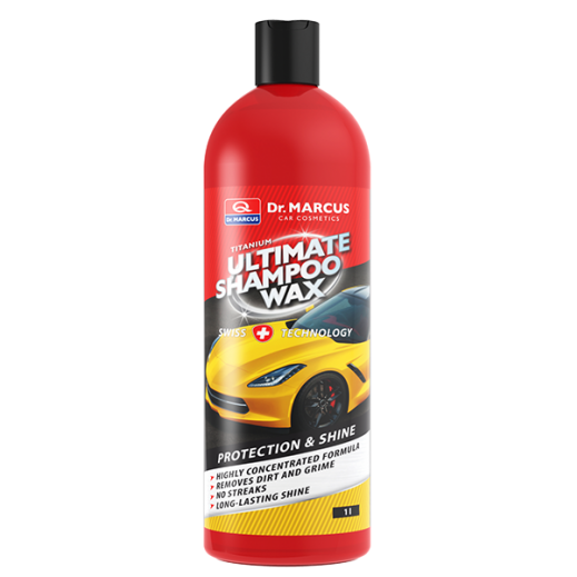 Dr. Marcus Titanium Car Shampoo & Wax