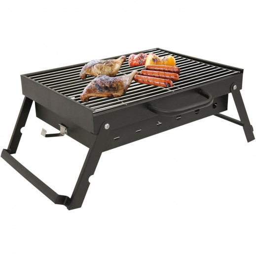 Permasteel Carry & Go Charcoal Grill 43 cm