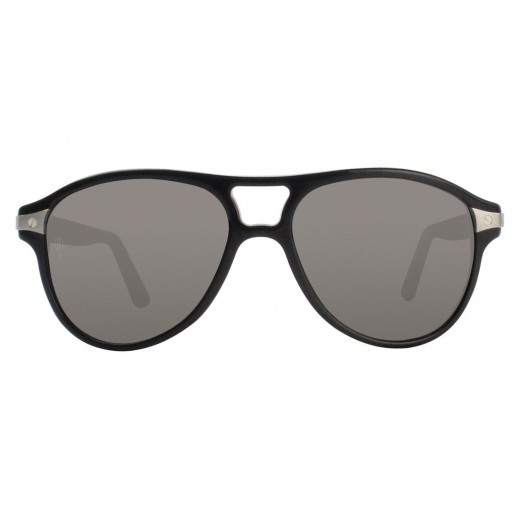 Cartier Santos De Cartier Gray Men Sunglasses - delivered by Waleed Optics