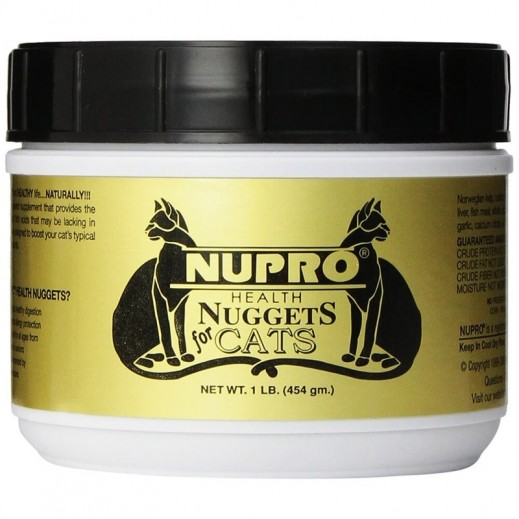 Nupro Gold Health Nuggets For Cats 454 g