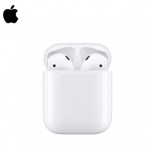 Apple AirPods 2 with Charging Case - White