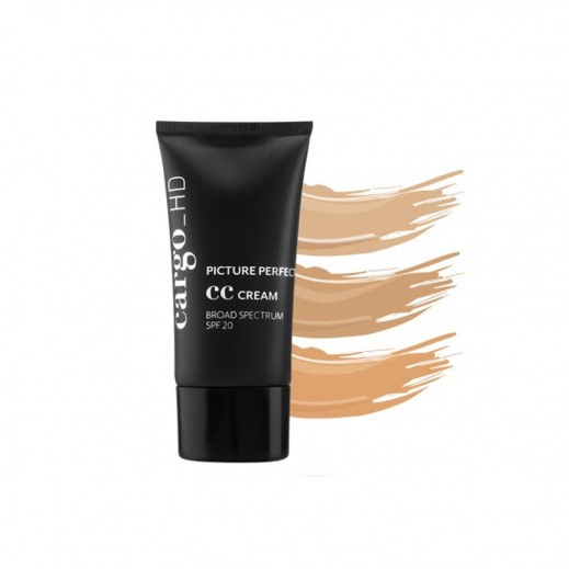 Cargo Hd Picture Perfect Cc Cream Broad Spectrum Spf 20 Light 30ml - delivered by Beidoun Within 2 Working Days