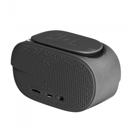 Promate CheerBox Premium Touch Controlled Wireless V4.0 Speaker Black