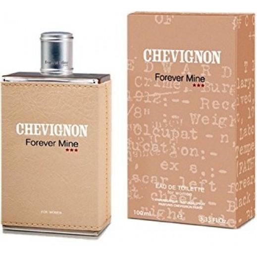 Chevignon Forever Mine For Her EDT 100 ml