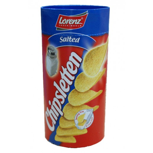 Lorenz Chipsletten Salted 50 g